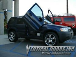 Vertical Doors - Vertical Lambo Door Kit For Ford Escape 2001-07 -VDCFESC0107