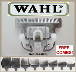 Genuine Wahl OEM Replacement T BLADE Lithium Ion Trimmer 02144 9818L $37.97