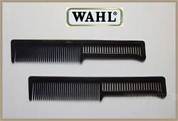 2 Wahl Combs 4quot; Long for Hair Beard Goatee amp; Mustache $6.99