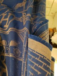 Elegant Huge Authentic Hermes Cashmere Silk Scarf