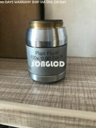 Used and Test  Plan Fluor LWD 100X0.90 Epi IK  Ship DHL FedEx