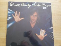 Shaun Cassidy - Under Wraps - 1978 - Warner BSk 3222 - Sealed MINT
