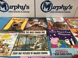 Childrens Bedtime Books - LOT OF 20 - Story Time Sets Paperback Hardcover