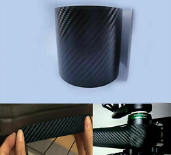 Carbon Fibre Helicopter Tape Bike Frame Scratch Paint Chip Protection Layer Wrap GBP 5.99
