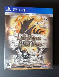 The Liar Princess and the Blind Prince [ Limited StoryBook Edition ] (PS4) NEW