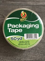 1 Roll CLEAR DUCK Packaging TAPE Shipping 1.88