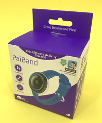 NEW! PaiBand Pay Tehnology Kids Ultimate Activity Tracker (waterproof) #0503