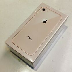 Brand New Sealed Apple iPhone 8 64GB GOLD AT&T ATT 1 Year Apple Care Warranty