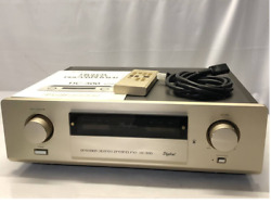 Accuphase DC-300 Digital Stereo Pre-amplifier 1998 with Remote Control