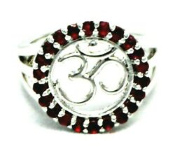 New Design 925 Sterling Silver fine quality Natural  Ruby exclusive ring