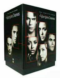 THE VAMPIRE DIARIES The Complete Series 1-8 Box Set NEW    **U.S. SELLER**