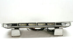 12 DODGE SPRINTER WHELEN LFL LIBERTY SERIES SUPER LED LIGHT BAR 10 11 13 14