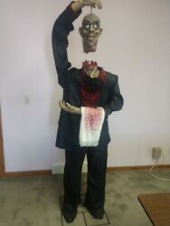 Life Size Animated Butler
