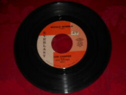 Les Cooper And The Soul Rockers - Wiggle Wobble NMDig Yourself NM 1962 Rock 45