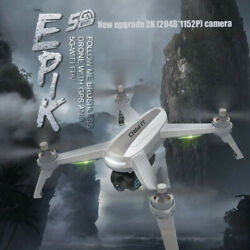 JJPRO 5G WIFI GPS Drone With 2K HD FPV Camera Altitude Hold Quadcopter Brushless $39.99