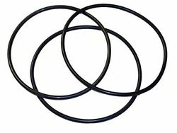 O Rings for Big Blue Water Filter Housing Sizes 10quot; and 20quot; X 4.5quot; 3 Pcs $8.95