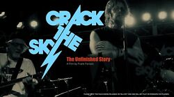 Crack The Sky The Unfinished Story 2019 Blu ray Disc $8.99
