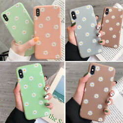 For Iphone 11 Pro Max 8 Plus 7 XS Max XR Cute Floral Girl Women Phone Case Cover $7.99