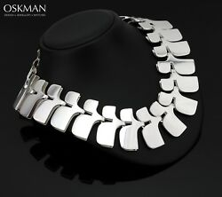 Georg Jensen Necklace Sterling Silver - Archive Collection - A704