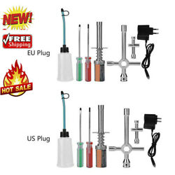 RC Nitro Starter Kit Plug Igniter with Charger RC Truck Buggy Car Part HSP $17.61