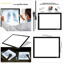 A3 Light Box AGPtek LED Artcraft Tracing Light Pad Ultra-thin USB Power Cable D