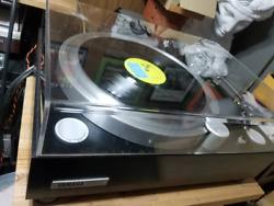 Yamaha GT-2000 Turntable + Outer Power Supply YOP-1 + SAEC Arm WE-3179