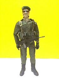 16 Dragon Custom French Foreign Legion In Africa 1980's 12in. Action Figure