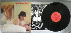 Mick Jagger-She's The Boss Columbia Records FC 39940 1985