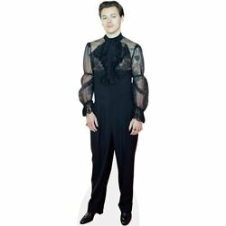 Harry Styles Black Outfit Cardboard Cutout mini size . Standee. $19.97