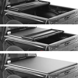 For 2016-2019 Toyota Truck Bed Tacoma Tonneau Cover 5'59.8