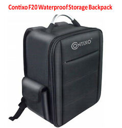 Contixo F20 Waterproof Durable Zip up Portable Carrying Bag Backpack Drone Case $29.99