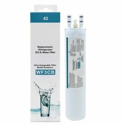 Replacement Water Filter Fits Frigidaire WF3CB 242069601 242086201 Pure source 3