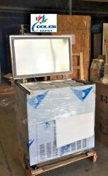 NEW Shaved Ice Maker Machine Commercial Ice Snow Cone Model SI2 *Makes 6 Blocks*