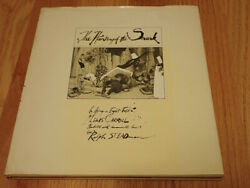 Lewis Carroll Hunting of the Snark Ralph Steadman 1st Edition MUST SEE ART