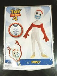 Forky Costume from Party City for Youth  Child FREE SHIP - Small and Medium
