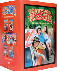 The Dukes of Hazzard - The Complete Collection 1-7 (DVD 2013 38-Disc Set)