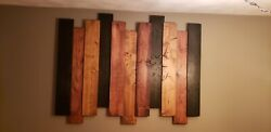 rustic home wall decorations $100.00