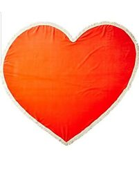 ban.do Giant Heart Beach Towel