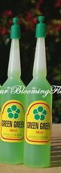 2 bottles GREEN GREEN Lucky Bamboo Plant Food FERTILIZER plant use NEW $8.29