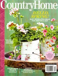 Country Home Spring Summer 2019 Vintage Finds Farmhouse On A Budget $10.00