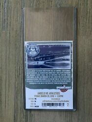2019 Oakland Athletics MLB Official Mint Ticket Stubs pick any game $9.99