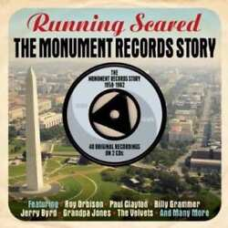 The Monument Records Story 1958-1962: Running Scared: 40 Original NEW CD Import