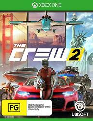 The Crew 2 Xbox One - Brand New Factory Sealed - Free Shipping!
