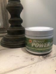 Patriot Power GREENS ~ Berry Flavor ~ Boosts Energy!! 30 Servings.