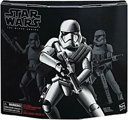 Star Wars The Black Series First Order Storm Trooper with Gear