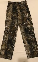 She Safari Outdoor Expedition Hunting Apparel Girls size XS inseam 29