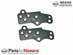 GENUINE NISSAN INFINITI TIMING CONTROL SOLENOID VALVE GASKET SET OF 2 NEW OEM