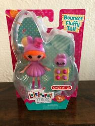 Lalaloopsy Mini BOUNCER FLUFFY TAIL 3quot; Doll NEW Target Exclusive Spring Easter $8.95