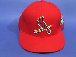 KOO size 7 1 4 2016 SPRING TRAINING CARDINALS game used issued HAT MLB holo $49.99