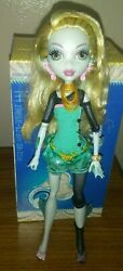 Monster High Schools Out Lagoona Blue Doll 2nd Wave New